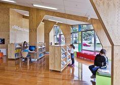 School Library Shelving