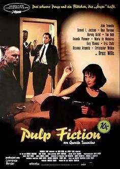 Poster zum Film: Pulp Fiction