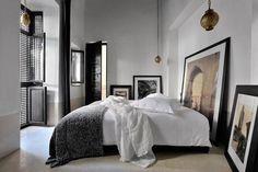 coté sud ... #bedroom