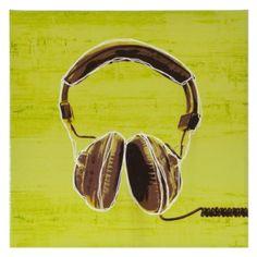 Digital Deco Headphones from Z Gallerie $39.95