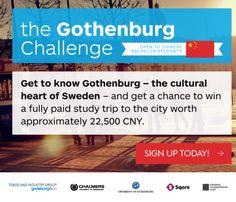 The Gothenburg Challenge - Winners Announcement