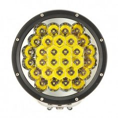 9 inch 150W CREE Round Spot Beam Off Road LED Driving Light (spot & flood mask)