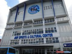 AUF Angeles City Sports and Cultural Center in Pampanga, Pampanga