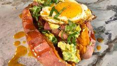 Spicy Sweet Potato Ham Hash Recipe | The Chew - ABC.com