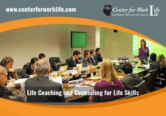 At Center for Work Life, a global organization development and coaching firm, we provide experiential learning in any and all levels of the organization. Organization Development, Experiential Learning, Career Planning, Career Coach, Life Skills, Counseling, Leadership, Coaching