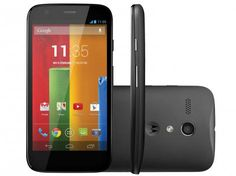 Smartphone Motorola Moto G Dual Chip 3G Câm. 5MP com as melhores condições você encontra no site do Magazine Luiza. Confira!