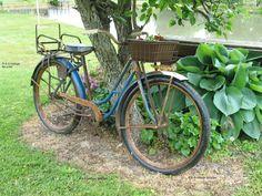 Antique Bicycle  #rsvintagebicycles