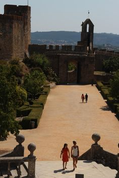 #Tomar #templar castle #Portugal