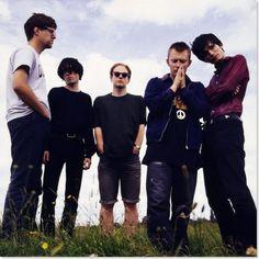 Radiohead - Creepy, weird, beautiful music.