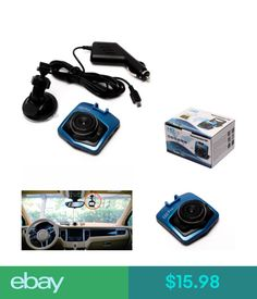 "Digital Video Recorders, Cards Gt300 2.4"" Lcd Full Hd Auto Car Dvr Vehicle Camera Video Recorder Dash Cam Blue #ebay #Electronics"