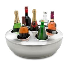 Entertainer Bowl - Keep bottles chilled during a party.