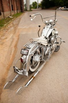 8Ball Harley Softail springer 1998