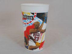 Vtg 90s McDonalds Michael Jordan Bugs Bunny Dream Team Cup All Star 1992 USA #McDonalds #tcpkickz