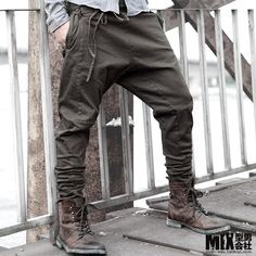 2014 England men's casual pants harem pants by LittleLilbienen I WANT A PAIR!