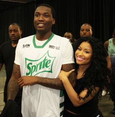 "Listen to Meek Mill's ""Bad For You"" featuring Nicki Minaj:  Available on iTunes: https://itun.es/i6Lv4T8."