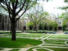 philosopher's walk  | St. George campus @ U of T