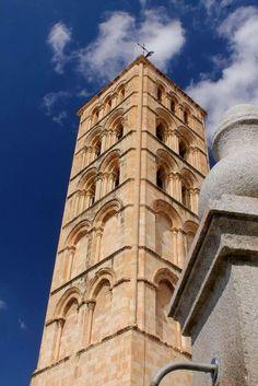 Torre de San Esteban. Segovia.