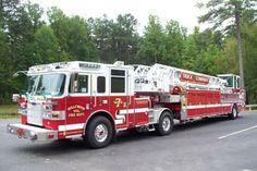 ◆Hollywood Volunteer Fire Department, Hollywood, MD - Truck 7 ~ 2009 Pierce Arrow XT HeavyDuty TDA◆