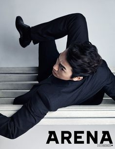 The June edition of Arena Homme Plus will have a flavor of YUM as Song Seung Heon, who's extra delectable dressed in Dior Homme suits, graces its pages. Song Seung Heon, Korean Men, Asian Men, Asian Guys, Asian Actors, Korean Actors, Asian Celebrities, Celebs, Kimchi