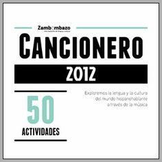Cancionero 2012