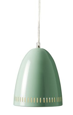 Discover this Small Pendant Lamp Mint Superliving with Lili's : Online Shop for Decorative Objects, Lighting, Home Decor, Stationery.