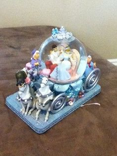 Disney snow globe I own...love this