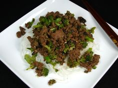 Oyster Flavored Beef and Rice Vermicelli