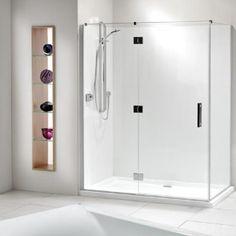 Lifestyle Acrylic Shower | Oakleys Plumbing