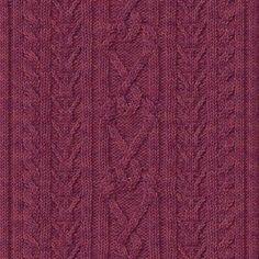 Aran Knitting Patterns, Knitting Stitches, Knitting Yarn, Knitting Projects, Design Your Own, Blanket, Crochet, Model, Charts