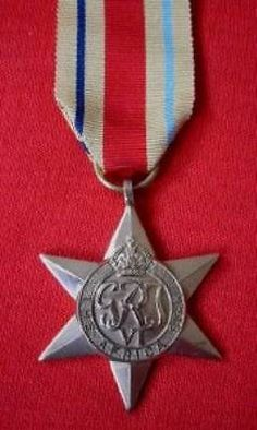 #Medals - british wwii. #africa star medal. full #size.,  View more on the LINK: http://www.zeppy.io/product/gb/2/182124837943/