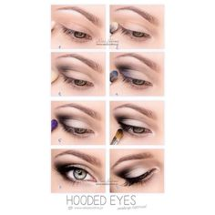 How To: Makeup For Hooded Eyes