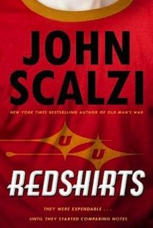 Redshirts by John Scalzi Hugo award winning novel, about Star Trek. Perfect combination of funny and entertaining. Highly recommended