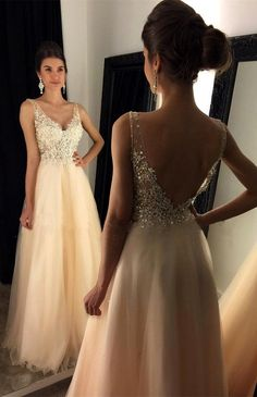 Let our trend professionals help you, or you can just browse this collection of designer prom dresses. That involves prom dresses from the top-rated class dance gown couturiers. #promdresseslong