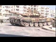 Guerra na Síria - Exército Sírio versus terroristas da Fateh al-Sham (Al...