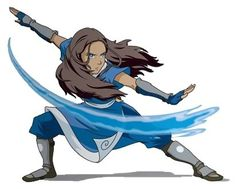 katara fighting avatar - Google Search