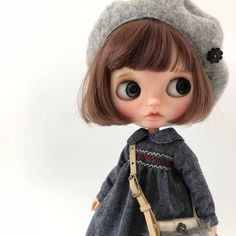 ** Blythe outfit ** Lucalily 576**_画像8