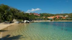 Beach at Las Brisas Huatulco