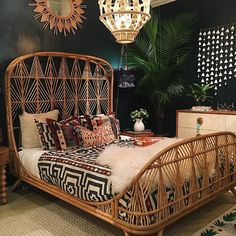 Boho home interior design to inspire you in creating a beautiful and cozy home that reflects your creativity. // boho home interior living rooms / Bohemian House decor diy / Bohemian House decor apartment therapy / dream bedroom ideas for women Dream Bedroom, Home Bedroom, Master Bedroom, 70s Bedroom, Girls Bedroom, Tribal Bedroom, Gypsy Bedroom, Mirror Bedroom, Trendy Bedroom