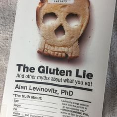 Am enjoying this book on gluten. Fascinating medical history of how a Banana Diet was fashionable for coeliac disease around the turn of the century. It worked - despite having nothing to do with wheat or grains. Fascinating.