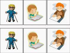 Πυθαγόρειο Νηπιαγωγείο: ΜΕΜΟΡΙ ΑΜΕΑ Special Education, Family Guy, Blog, Fictional Characters, Blogging, Fantasy Characters, Griffins