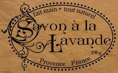 French Stencil  Savaon a la  12x20  reusable by BrownBagStencilCo, $35.00