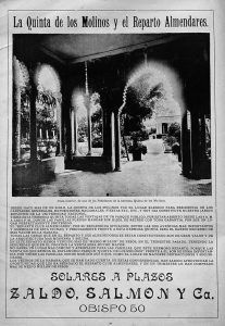 La Quinta de los Molinos y el Reparto Almendares | Revista Bohemia