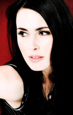 Sharon den Adel's voice . . .