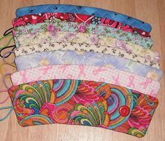 quilted coffee cup wraps | Flickr - Photo Sharing!