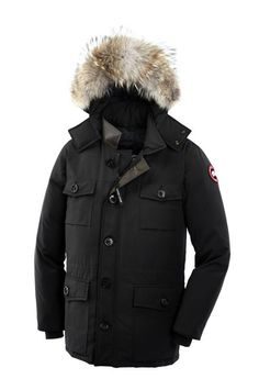 Canada Goose Banff Parka Men Black