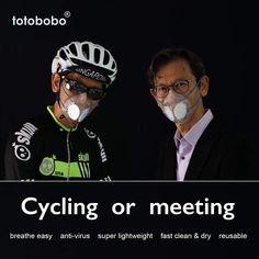 From cycling on road to meeting in the boardroom, feel at home with Totobobo mask. All the features are applicable in both situations: - breathe easy - anti-virus - super lightweight - fast clean and dry - reusable #totobobo #antivirus #airpollution #easyclean #wildfire #reusablemask #superlightweight #hightechfacemask #madeinsingapore Fast Clean, Cycle To Work, Breathe Easy, Medical College, Air Pollution, Save Life, Getting Wet, Singapore, Cycling