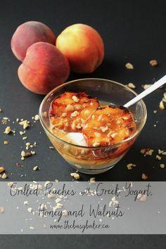 ... Georgia Peach on Pinterest | Peaches, Grilled Peaches and Peach Crisp