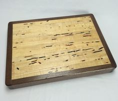 Wormy Ash Butcher Block by HartmanWoodworks on Etsy