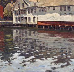 Beacon Marine Reflections - Jeff Weaver