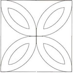 Easy Wedding Ring Quilt Pattern - Bing Images